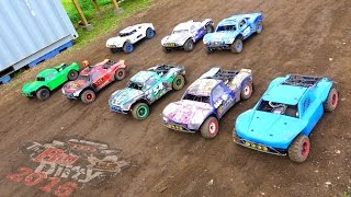 RC ADVENTURES - BiG DiRTY 2016 - PT 5: 4WD TROPHY RACE - MAiN EVENT - 1/5 Scale Racing