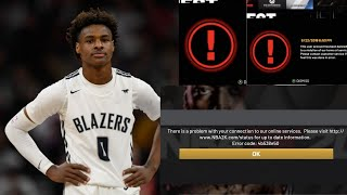 Bronny James GETS BOOTED OFFLINE ON STREAM BY THE 2K COMMUNITY................