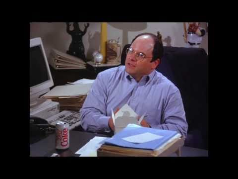 Seinfeld - George likes his chicken spicy