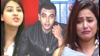 Bigg Boss 11 - Luv Tyagi SHOCKING Comments On Hina Khan | Shilpa Shinde