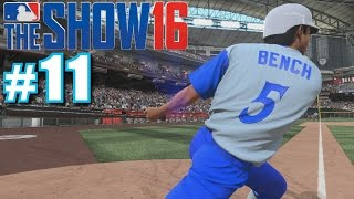 98 OVERALL JOHNNY BENCH! | MLB The Show 16 | Diamond Dynasty #11