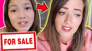 WHY WE ARE SELLING OUR NEW HOUSE!