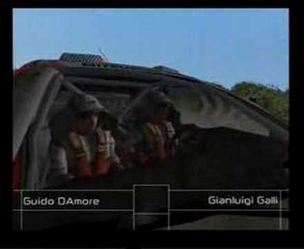 Replay com o carro Mitsubishi