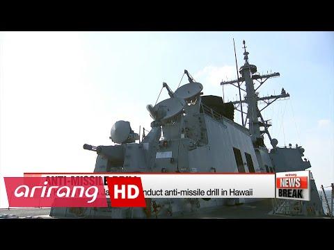 Pentagon confirms N. Korea's Musudan missile re-entered atmosphere