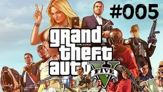 #005 Let's Play GTA 5 PC - Wo ist mein Boot
