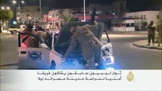 إجراءات أمنية مشددة لتأمين مدينة مصراتة