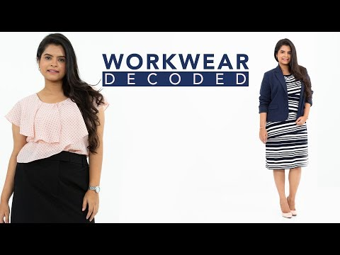 Workwear Outfit Ideas That Are Anything But Basic!