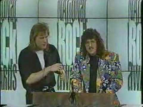 Weird Al and Jeff Healey - part 1