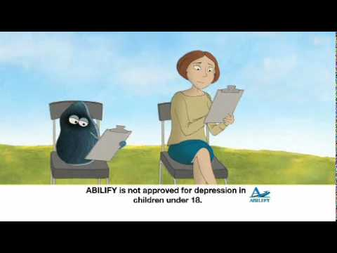 ABILIFY® (aripiprazole) Anti-Depressant Add-on Treatment - BMS.flv