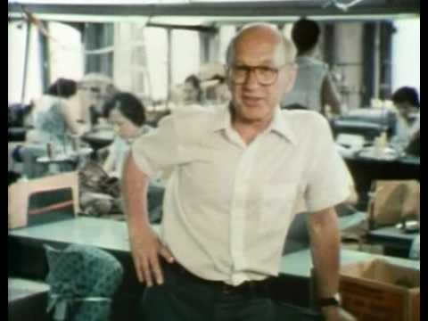 Milton Friedman's Free to Choose (1980), episode 1 - Power of the Market. part 1