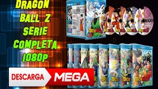 Descargar Dragon Ball Z SERIE COMPLETA  1080P Trial Audio LAT-ING-JAP (MEGA)