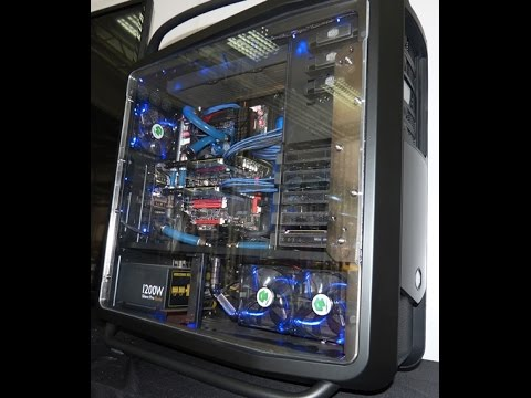 Cooler Master Cosmos II - BR - Watercooler e Window Mod 100% Acrílico by GBAwatercooler