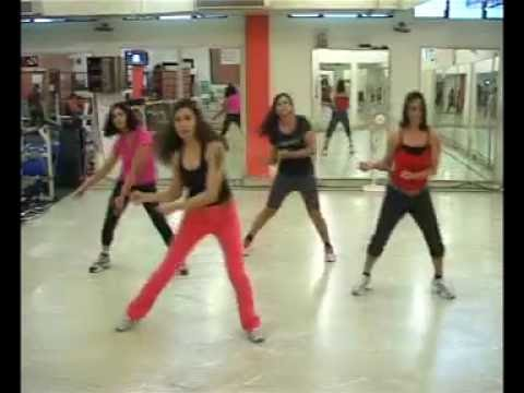 Aerobics Dance Workout to Lose Weight at www.Sculpt.co.in