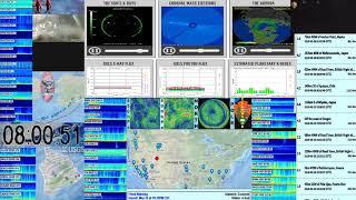 8.0 75km SSE of Lagunas, Peru Earthquake 2019-05-26 07:41:14 (UTC) 109.9 km USGS IRIS Swarm Data