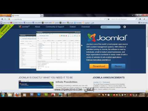 installing wamp server and joomla 2.5