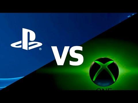Что выбрать PlayStation 4 или Xbox One? PlayStation VS XBOX