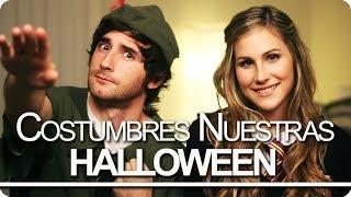 Costumbres Nuestras: HALLOWEEN!! - LuzuVlogs