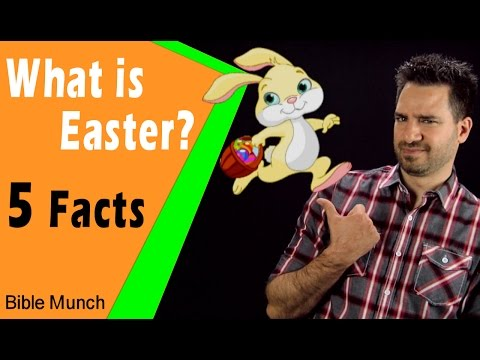 What Is Easter Sunday | Why Do We Celebrate Easter | 5 Facts About The Resurrection Of Jesus