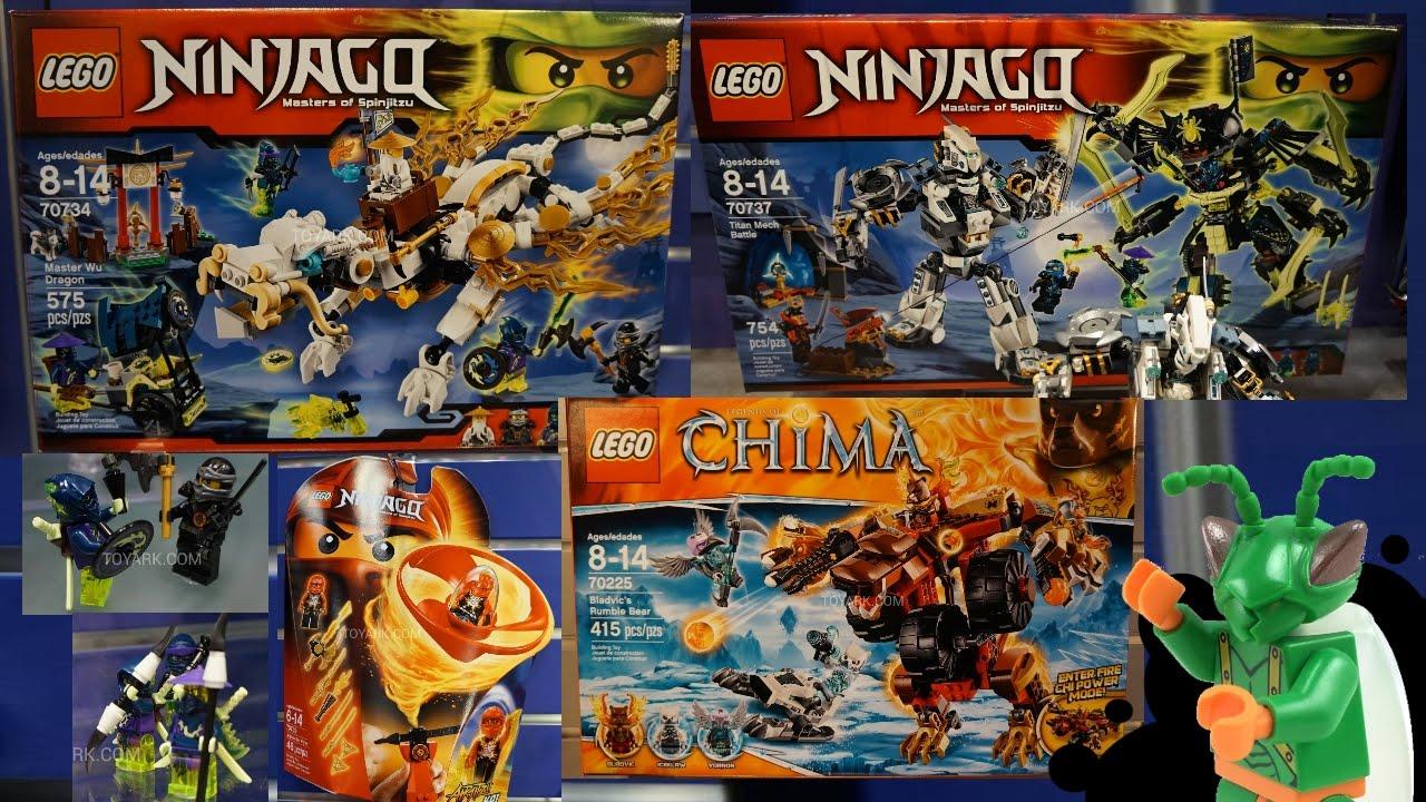 Lego Chima 2015 Summer Sets Lego Ninjago And Chima Summer