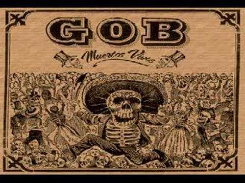 Gob - War Is A Cemetery
