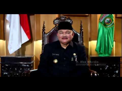 Musabaqoh Tilawatil Qur'an Internasional Sumsel 2014