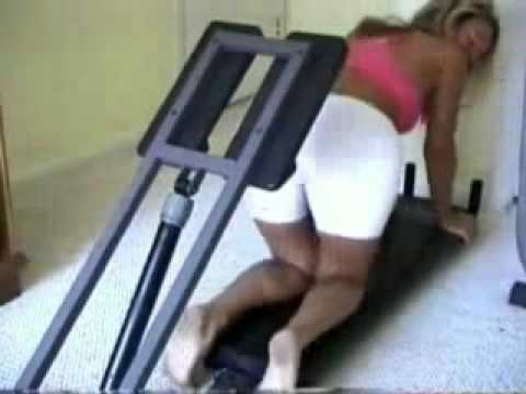 Girl Farting Exercices - Youtube.flv video