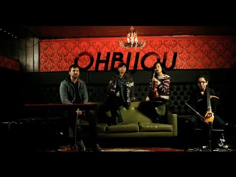Ohbijou - Anser Green - Couch Session