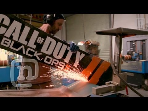 Black Ops 2 Bulletproof Snowboard: ETT Answers The Call of Duty