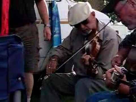 Big Jim Conners Pembroke Fiddle Contest in the Park