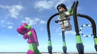 GREEN GOBLIN VS DOCTOR OCTOPUS - LEGO Marvel Super heroes