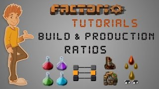Factorio Important Build & Production Ratios :: Power, Circuits, Science, Oil!