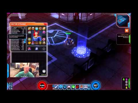 Marvel Heroes Patch 2.41 Dr. Strange
