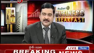 15th Nov 2018 TV5 News Business Breakfast
