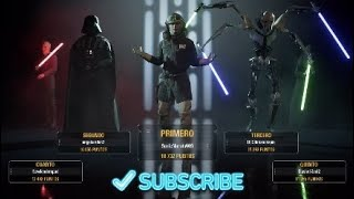 Funny moment of star wars BATTLEFRON ll