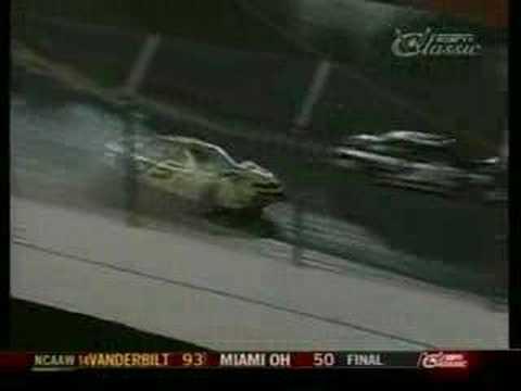 1995 Goody's 500 Finish