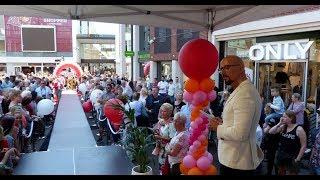 Fashion Event 'Op je Paasbest' in Winkelhart met Maik de Boer / Spijkenisse 2019