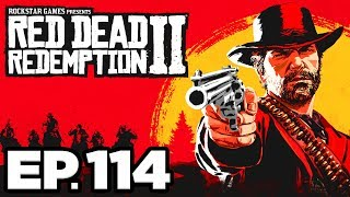 Red Dead Redemption 2 Ep.114 - 🤠 RED DEAD REDEMPTION, 😢 ENDING!!! (Gameplay / Let's Play)