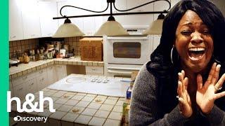 Mãe se recusa a entrar na cozinha! | Reforma Total com Nate e Jeremiah | Discovery H&H Brasil
