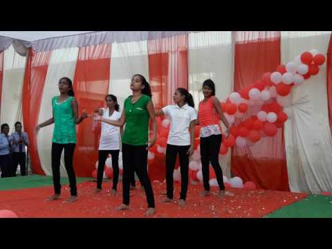 kehte hai hmko pyar se india wale song by BSSITM girls student