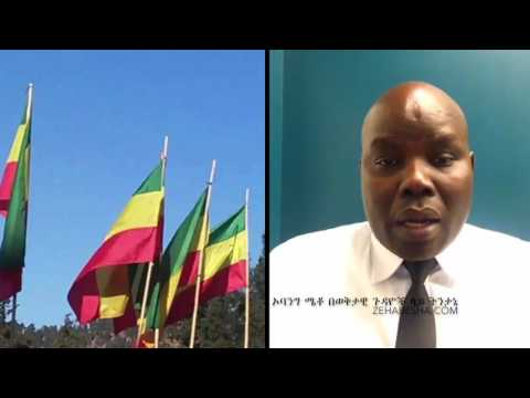Obang Metho Speaks On Current Affairs In Ethiopia