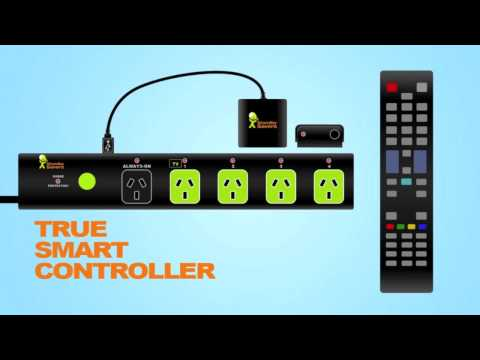 Standby Savers Smart Power Board