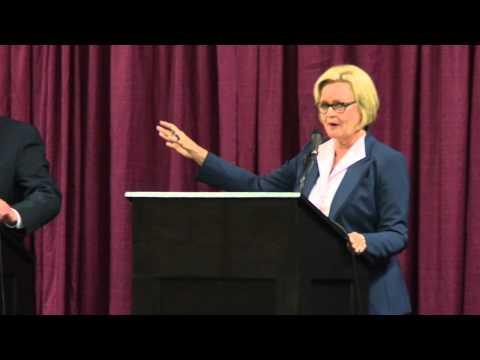 Todd Akin-Claire McCaskill debate Medicare
