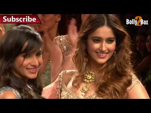 Ileana D'Cruz Shake a Body On LFW Ramp Walk