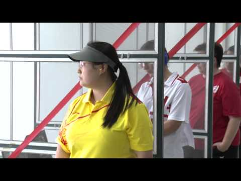 Finals 25m Pistol Women – ISSF Rifle&Pistol World Cup Final 2012 – Bangkok (THA)