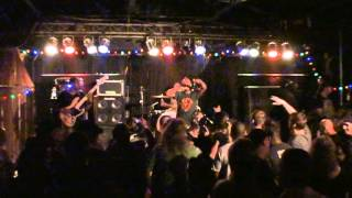 STUCK MOJO Vocalist's New Band BONZ Perform In Raleigh, NC; Fan-Filmed Video