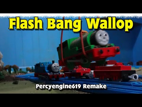 Tomy Flash Bang Wallop