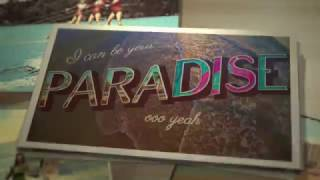 Laidback Luke & Made in June - Paradise (Lyric Video) feat. Bright Lights