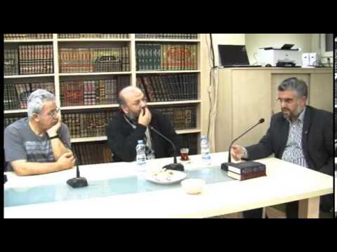 Edip Yüksel İhsan Eliaçık Abdülaziz Bayındır ve Ali Rıza Demircan buluşması.