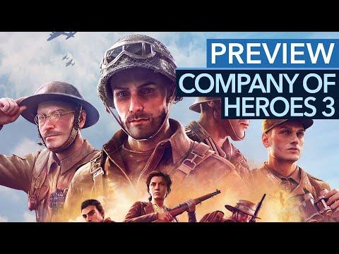 Company of Heroes 3 angespielt: Was ist neu, was wird radikal anders?