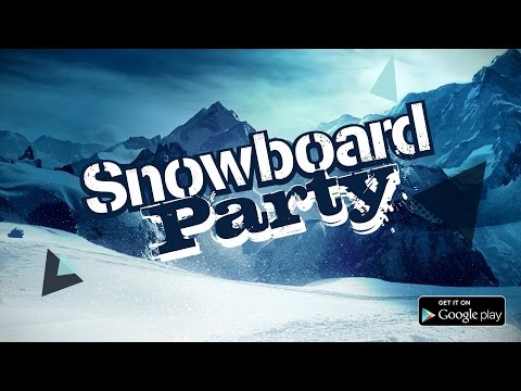 Snowboard Party Pro APK Cover